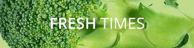 Fresh Times 1 – 2017