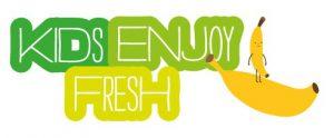 Kids Enjoy Fresh logo