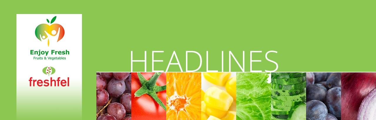 Freshfel Headlines
