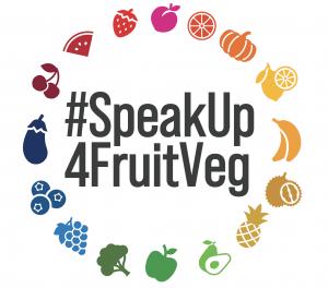 #SpeakUp4FruitVeg